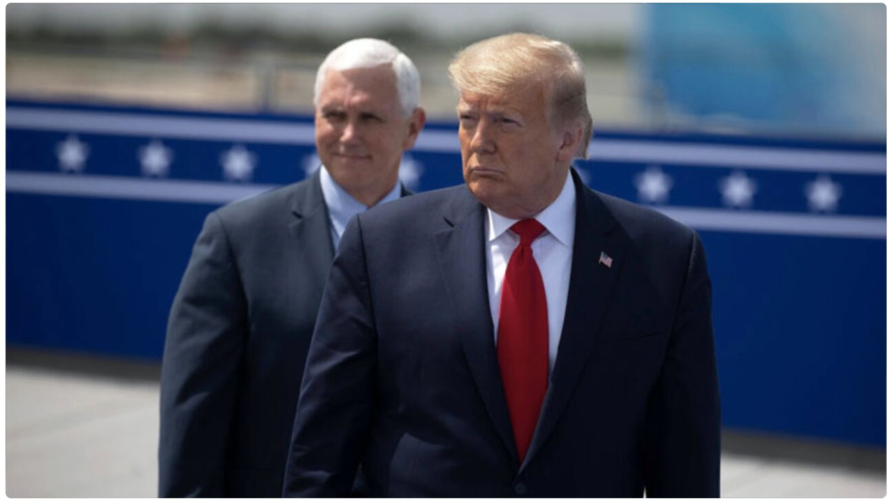 Trump: 'We'd Have Republican President' if Pence & 'Weak' McConnell Stood Up To 'Greatest Election Fraud' in U.S. History