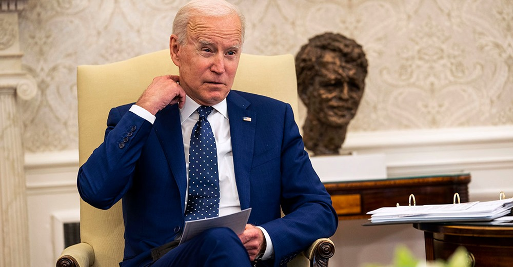Biden received funds from top Russia lobbyist before Nord Stream 2 giveaway