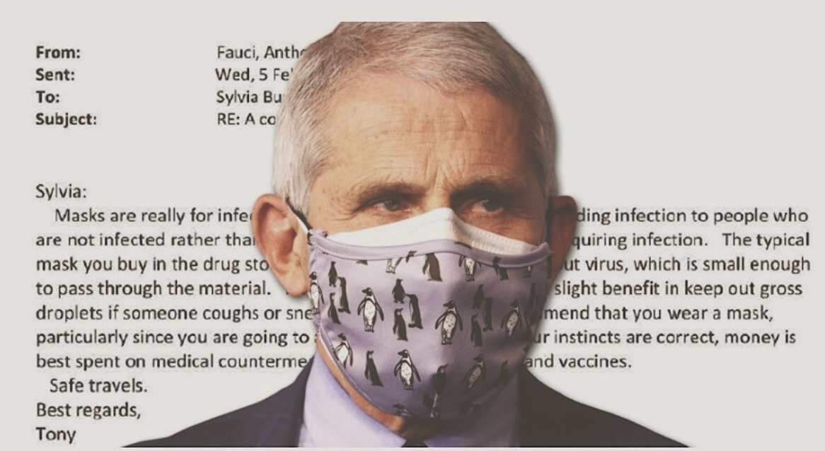 The Jaw Dropping Dr. Fauci Emails