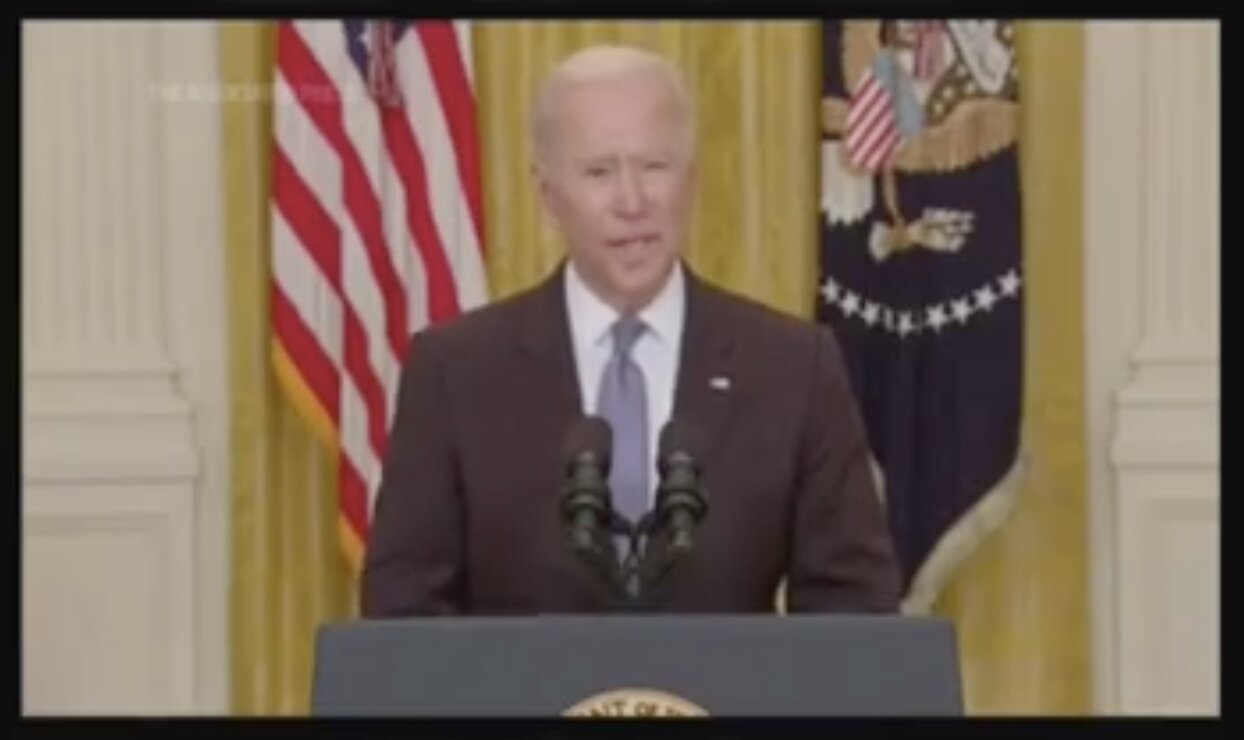 Biden ADMITS to sending KILLER AstraZeneca shots (NOT authorized in the USA) to…OTHER COUNTRIES (like GREECE)!