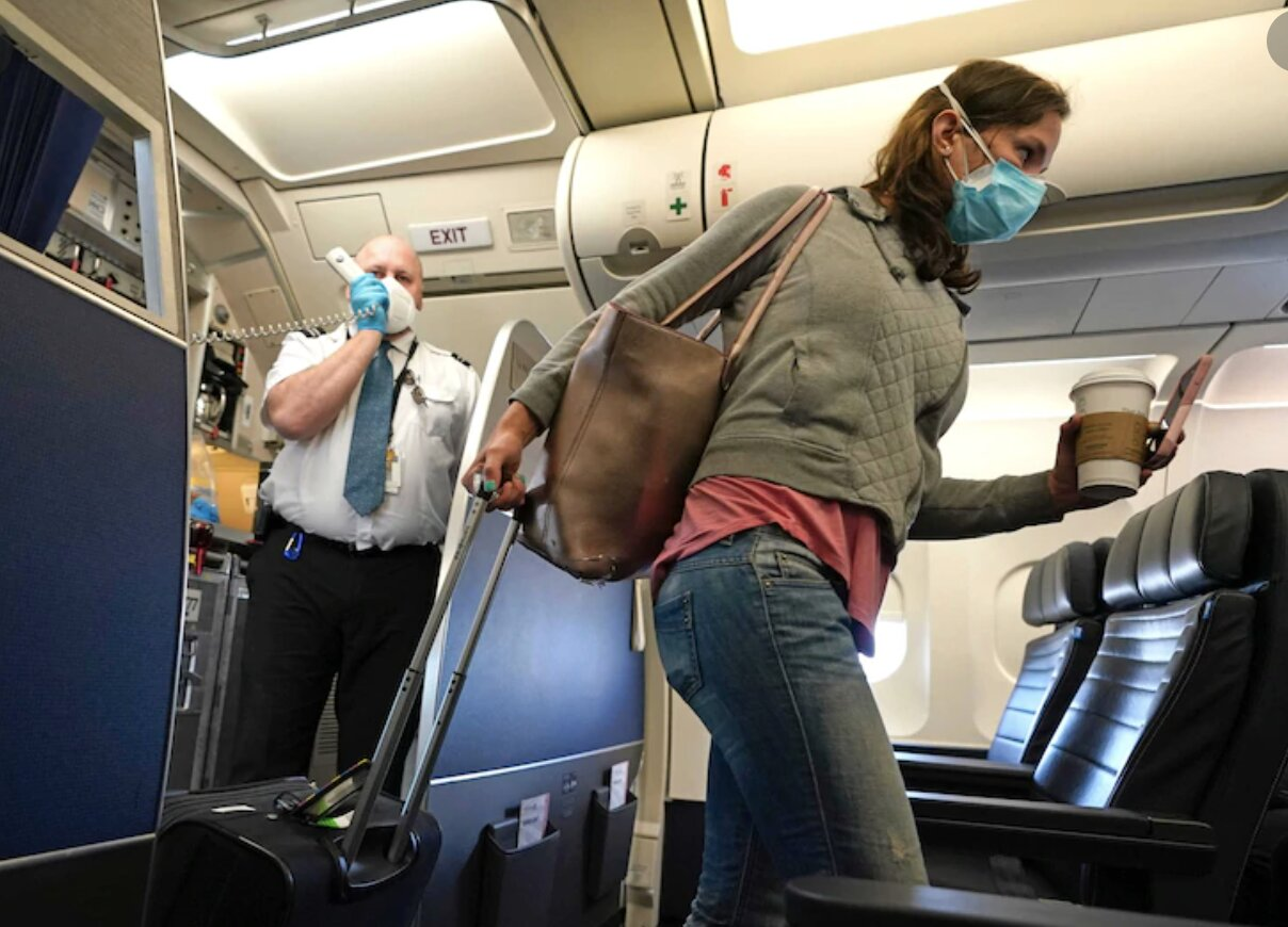 Vaccinated banned from air travel in Russia and Spain due to blood clots