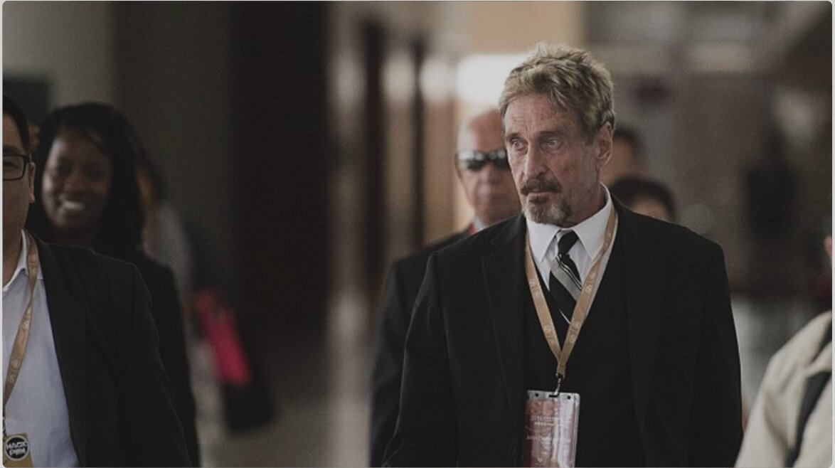 Breaking: John McAfee Found Dead In Prison After Approved For Extradition – Wednesday Live