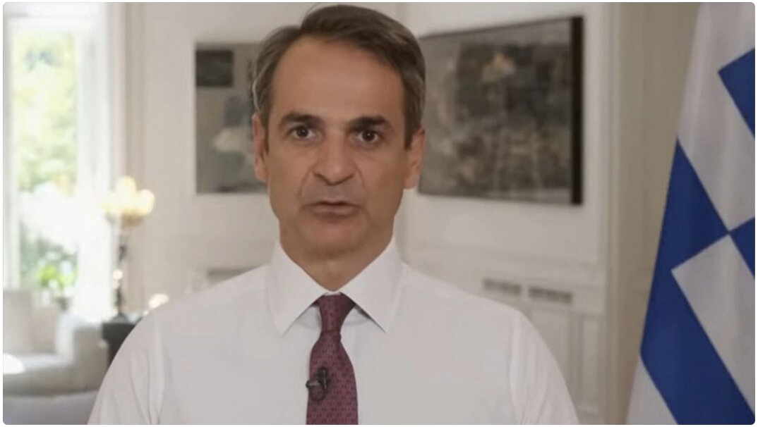 InfoWars EXPOSES Greek PM Mitsotakis – Greece Joins France, Announces Mandatory COVID Vaccines For All Health Workers & Vaccine Passports