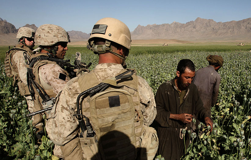 """Ex-CIA Agent Admits In Court """"We Run Afghan Opium Trade"""""""