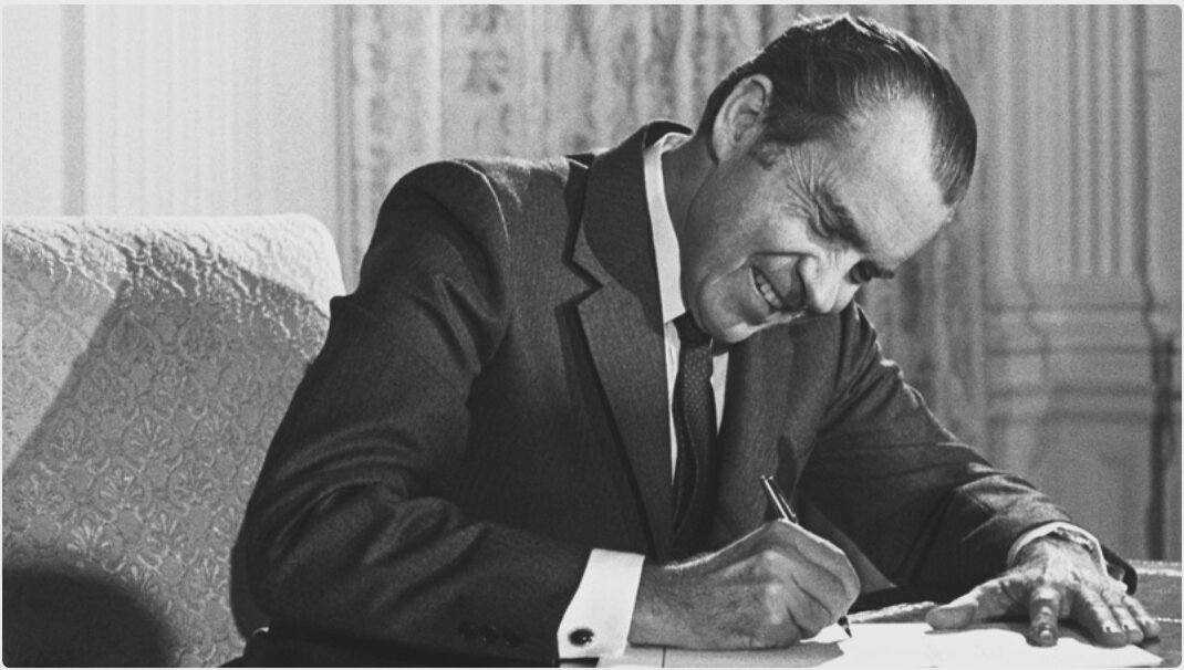 The Crime of '71: When Nixon Ended the Dollar's Last Connection to Gold