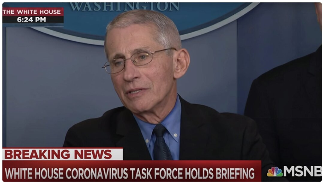 Flashback Video: Fauci Admits Vaccines May Cause Serious Illness