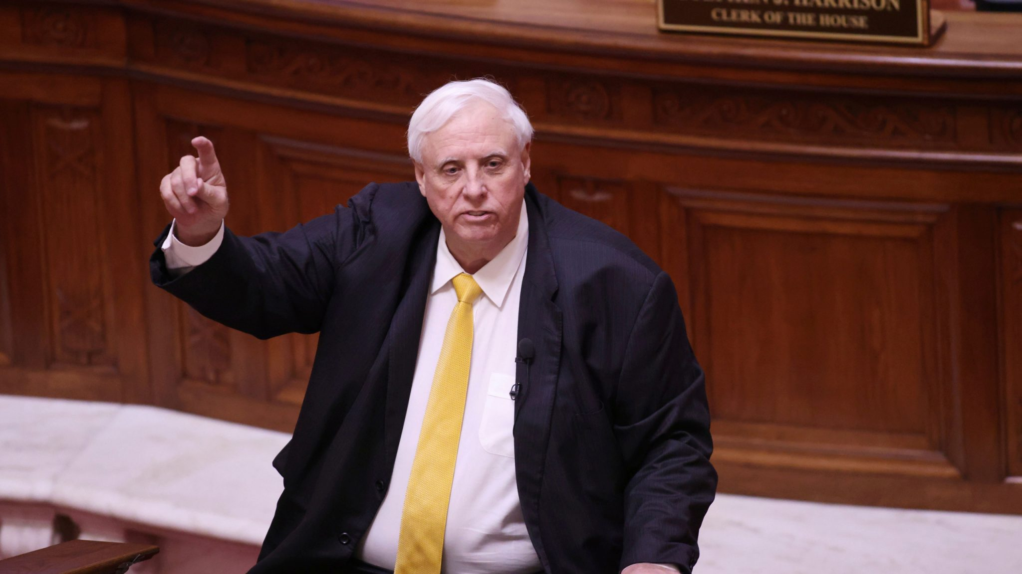 """Gov. Of West Virginia, Jim Justice, shocks the world: """"We have a 25% increase in deaths of fully vaccinated people""""…!!!"""