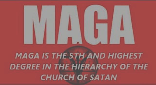 MAGA Is The 5th And Highest Degree In The Church Of Satan Hierarchy – The Plan Was Not For Christians And American Patriots. Warning Nano Graphene Domestic Quell Coming True (Nestle Named) – 2013 Darpa Leak (Likely Real)! Must See Videos!