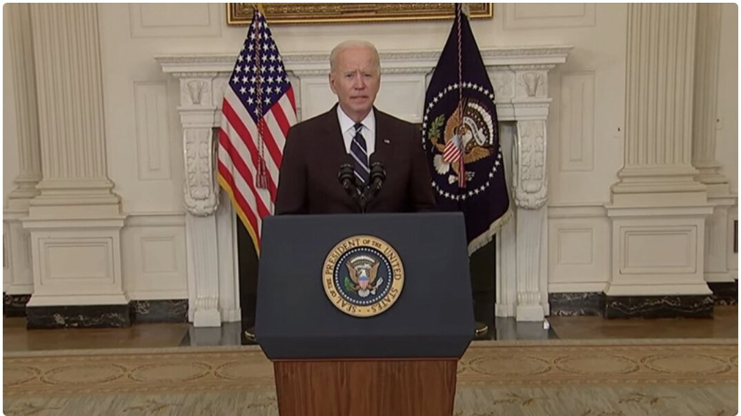 Watch: Biden Mandating Vaccine At All Companies With More Than 100 Workers