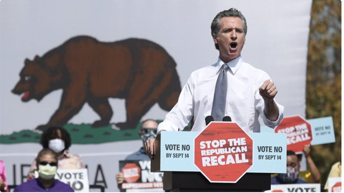It's Happening Again: GOP Voters Discover Their Ballots Already Cast in California Recall Election