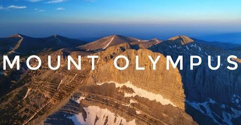 Olympus! The Mythical Mount!