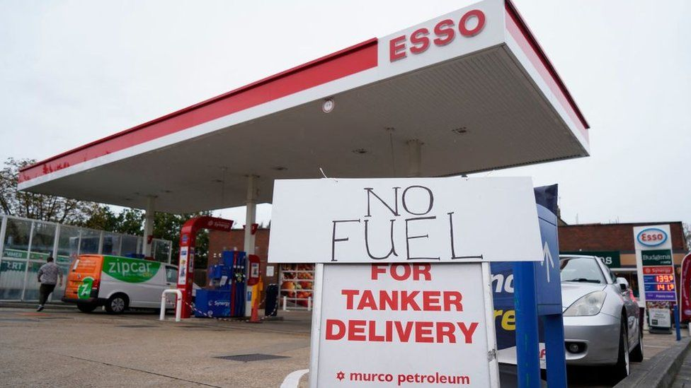 Petrol deliveries: Supply remains critical in south-east England, say retailers